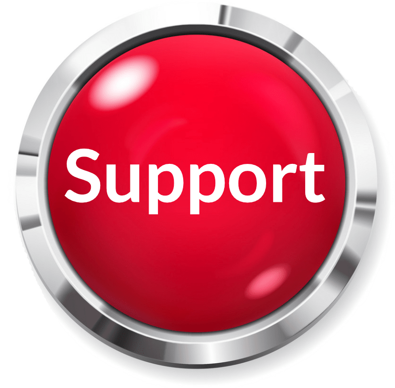 Click the button for support